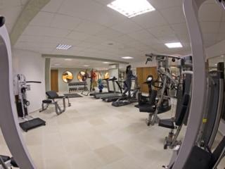 Health Club Gym at Paphos Aphrodite Sands Resort