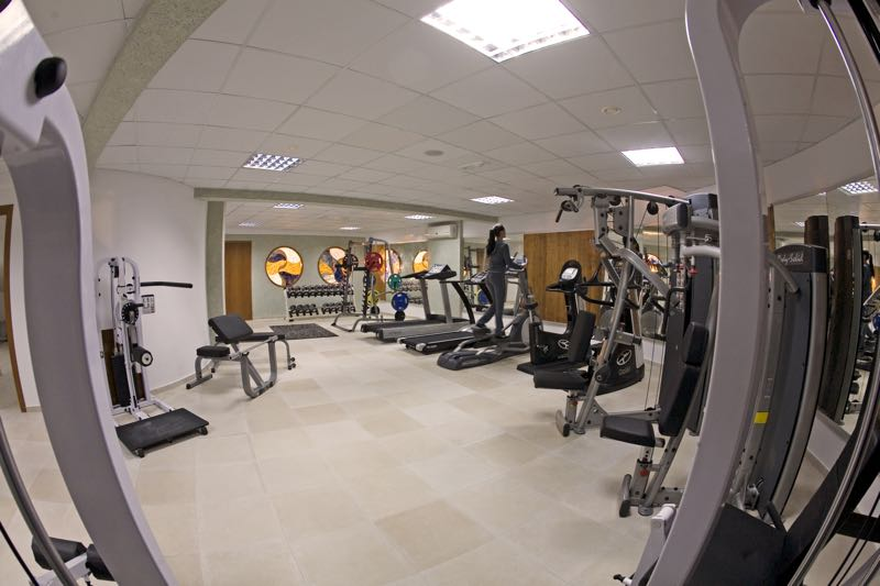 Health Club Gym at Paphos Aphrodite Sands Resort
