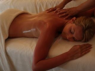 Massage at Spa Centre of Paphos Aphrodite Sands Resort