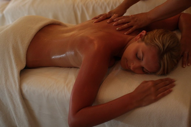 Massage at Spa Centre of Paphos Aphrodite Sands Resort