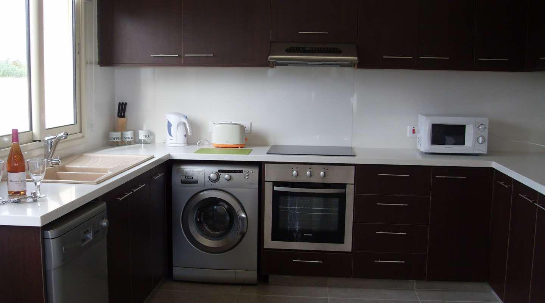 Kitchen of Villa at Paphos Aphrodite Sands Resort