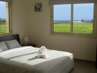 View of Master Bedroom in Villa of Paphos Aphrodite Sands Resort
