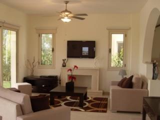 Living Room of Villa at Paphos Aphrodite Sands Resort