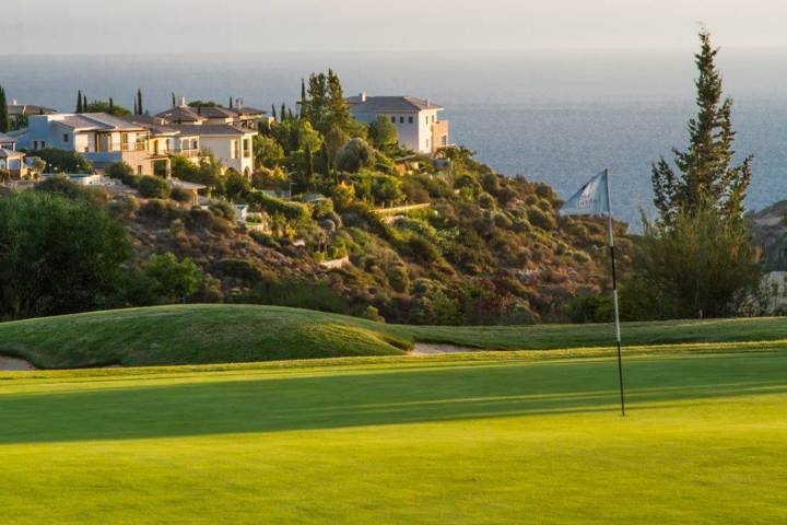 Aphrodite Hills Golf Club in Paphos Cyprus