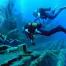 Scuba Diving activities to the Zenovia wreck in Cyprus