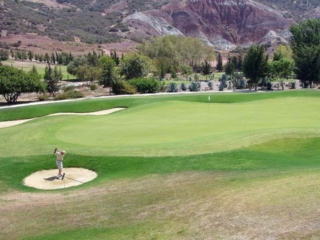 Secret Valley Golf Course in Paphos Cyprus