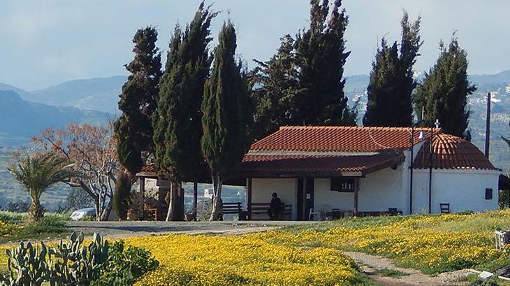 Chapel of Saint Vrieni